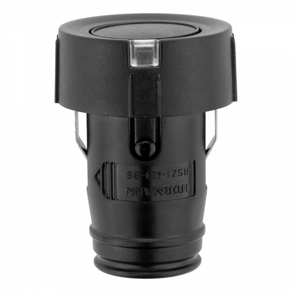 Hörmann Handsender EcoStar RSZ 1, 433 MHz BS, schwarz