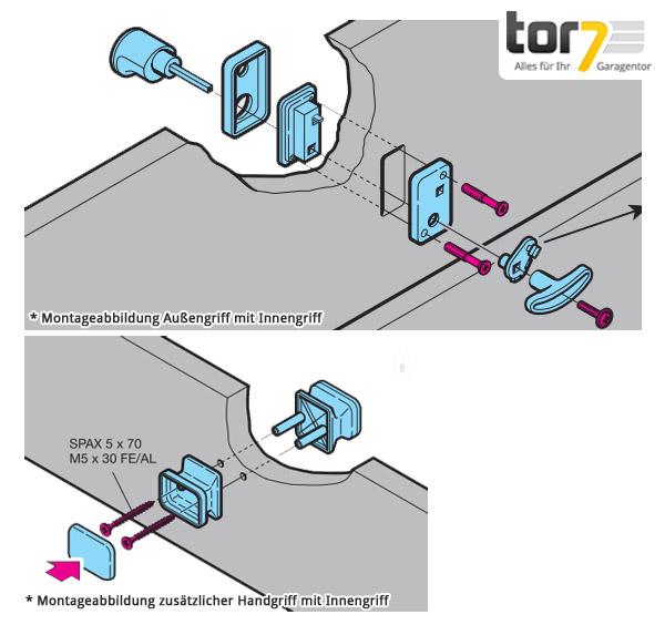 montageabbildung-hoermann-aussengriffgarnitur-mit-innengriffen-sektionaltore-br30