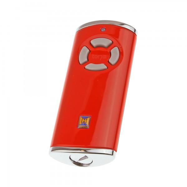 Hörmann Sicherungs-Handsender HSS 4, 868 MHz, BiSecur, Hochglanz rot