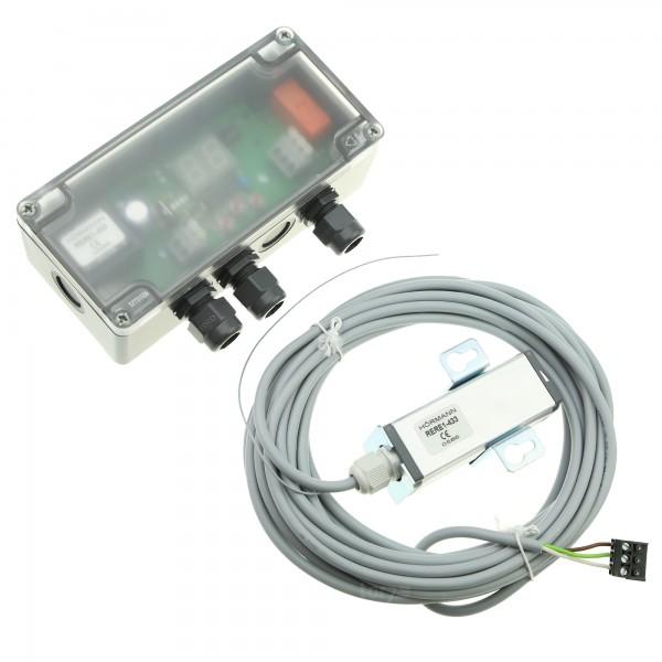 Hörmann EcoStar 1-Kanal-Relais-Empfänger RERE 1, 433 MHz, Rolling-Code