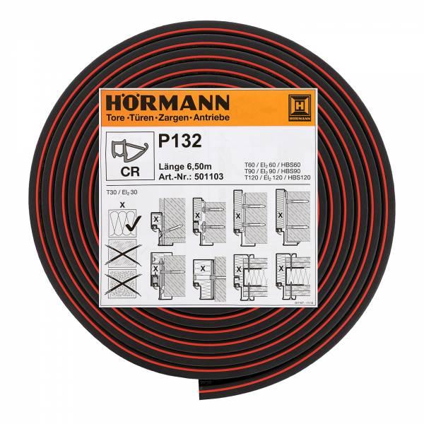 Hörmann Zargendichtung P132, 6500 mm, mit Anleitung