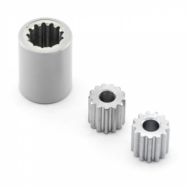 Hörmann Wellenverlängerung 30 mm PortaMatic, silber