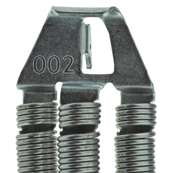 Hörmann Federpaket 3-fach Kennzeichnungs-Nr 002 für Schwingtore