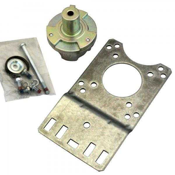Hörmann Getriebe Anbausatz, für Hohlwelle 40 mm mit Nut 8,2 mm