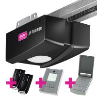Hörmann EcoStar Liftronic 800 Garagentorantrieb mit Schiene