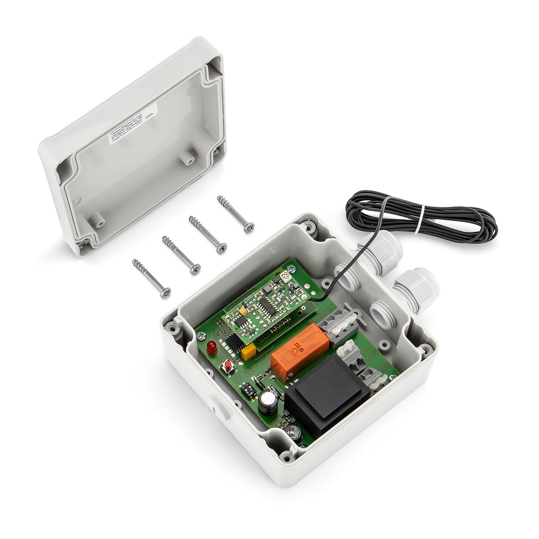 h rmann 1 kanal relais empf nger her 1 26 975 mhz. Black Bedroom Furniture Sets. Home Design Ideas