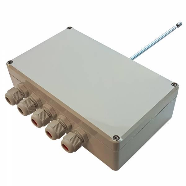 Hörmann 4-Kanal-Relais-Empfänger HER 4, 40 MHz