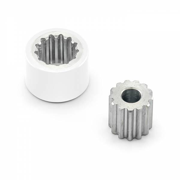 Hörmann  Wellenverlängerung 15 mm PortaMatic, weiß