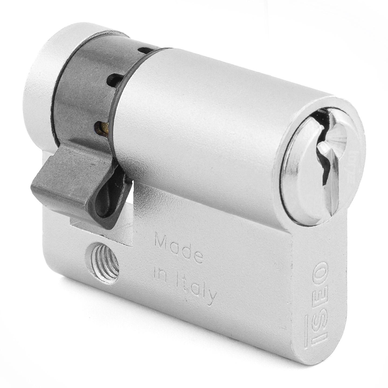 25+10+5mm Halbzylinder Profilzylinder Zylinderschloss 5 Schlüssel Schloss 40mm