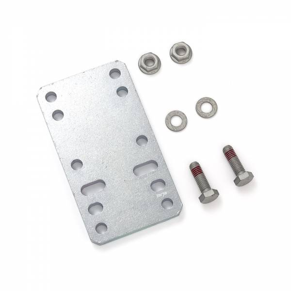 Hörmann Verlängerungsplatte VP 1, Stahl verzinkt, für RotaMatic