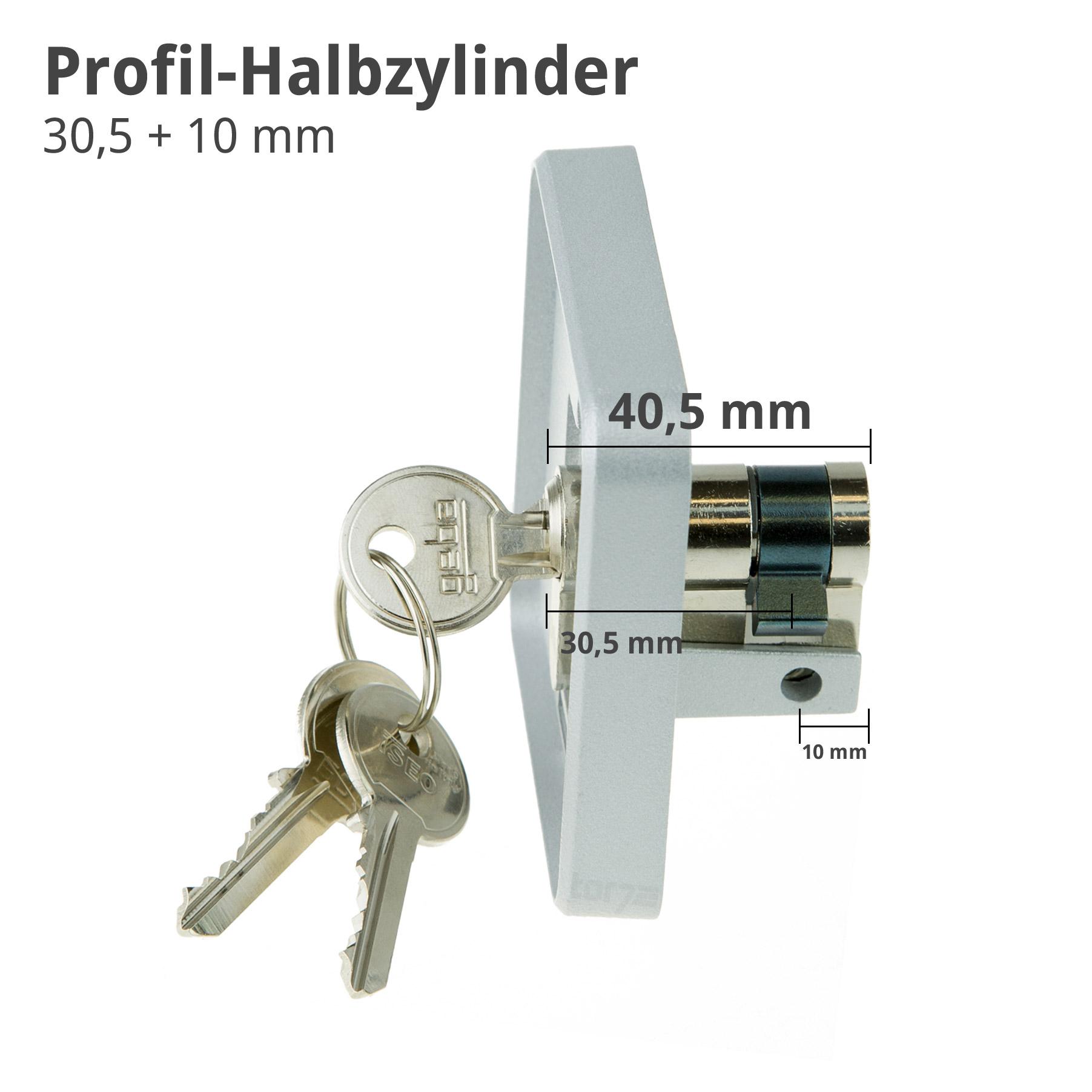 Bekannt Hörmann Schlüsseltaster STUP 50 - 3 Schlüssel, 2 Funktionen CD79