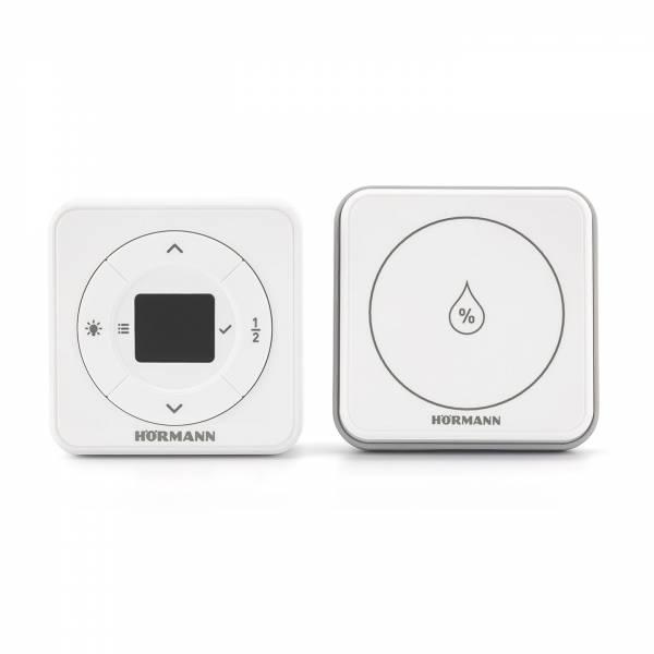 Hörmann Luftfeuchtigkeitssensoren-Set HKSI + HKSA