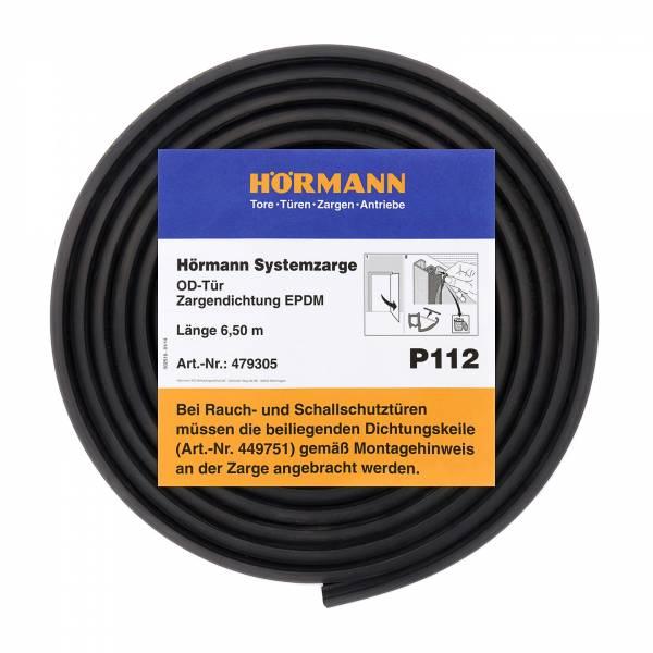 Hörmann Zargendichtung mit Dichtungskeilen P112, 6500 mm, Anleitung
