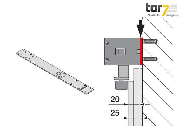 hoermann-montageplatte-portamatic-detailansicht
