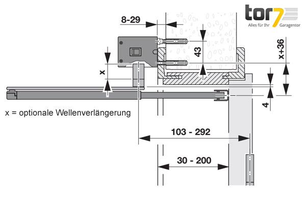 hoermann-scherengestaenge-portamatic-detailansicht
