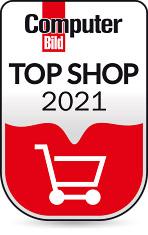 Top Shop 2021 Cumputer Bild und Statista