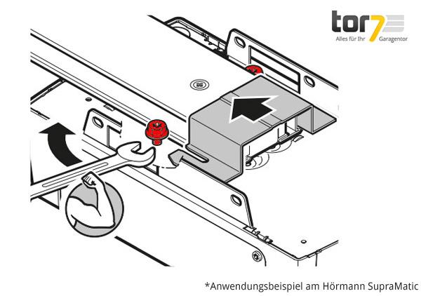 hoermann-sechskantschraube-m6x12-torx-anwendungsbeispiel