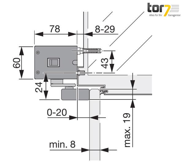 hoermann-glastuer-gleitschiene-portamatic-detailansicht