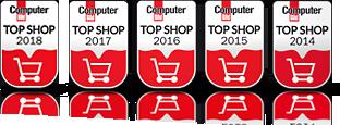 Computer Bild Top Shop 2014 2015 2016 2018