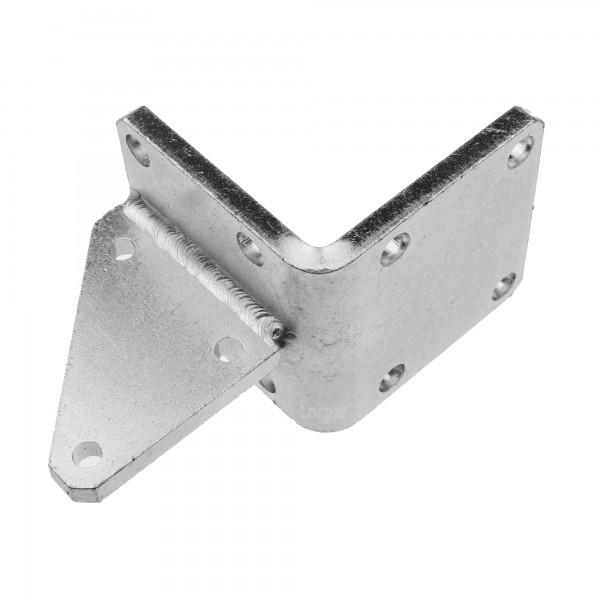 Hörmann Pfeiler-Eckwinkel PE 1, Stahl verzinkt, für RotaMatic