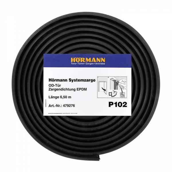 Hörmann Zargendichtung P102, 6500 mm, Beschreibung