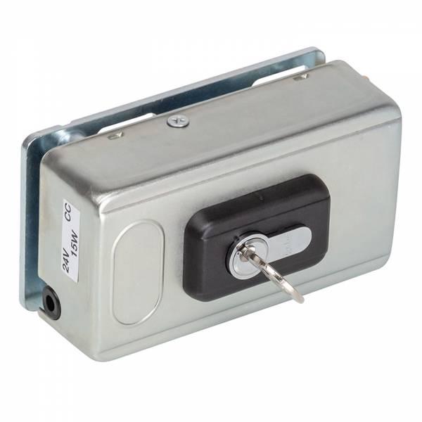 Hörmann Elektroschloss 24 V als Pfeilerverriegelung für Drehtore