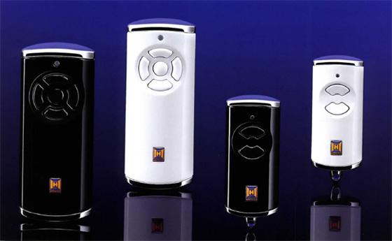 neue Hörmann Handsender mit BiSecur Funktechnik