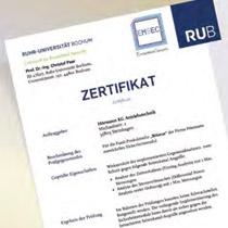 Hörmann BiSecur Zertifikat