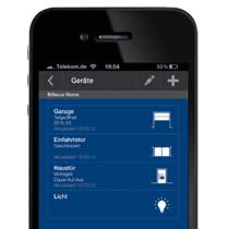 h rmann gateway mit neuer bisecur app news tor7. Black Bedroom Furniture Sets. Home Design Ideas
