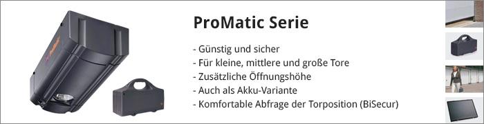 Promatic Serie