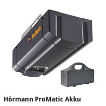 ProMatic Akku – Garagentorantriebe ohne Stromanschluss