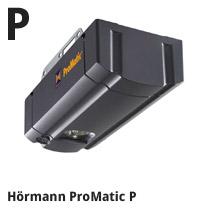Die stärkere ProMatic P Antriebsreihe