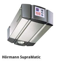 Das Topmodell der Hörmann Garagentorantriebe: SupraMatic
