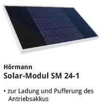 Hörmann Solar-Modul SM 24-1