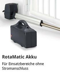 RotaMatic Akku
