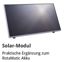 Solar-Modul