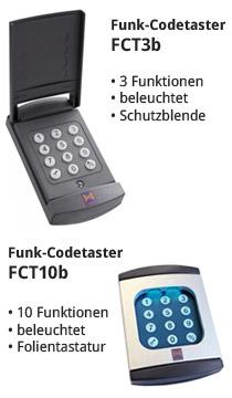 Funk-Codetaster