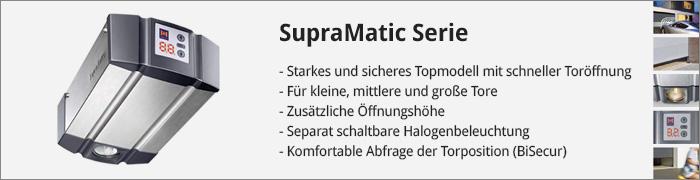 SupraMatic Serie