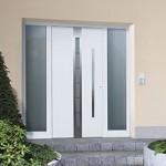vergleich von haust ren kunststoff stahl oder aluminium. Black Bedroom Furniture Sets. Home Design Ideas