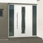 Haustüren aus Stahl
