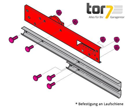 hoermann-auslegerplatte-beschlag-l-ausfuehrung-rechts-Baureihe-30-montageabbildung