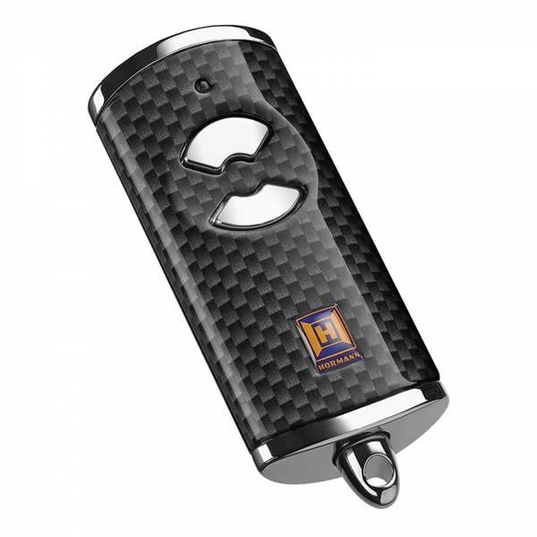 Hörmann Handsender HSE 2, 868 MHz, BiSecur, Carbon