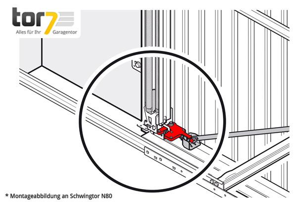 hoermann-hebelverschlusslager-links-montageabbildung-an-schwingtor-n80