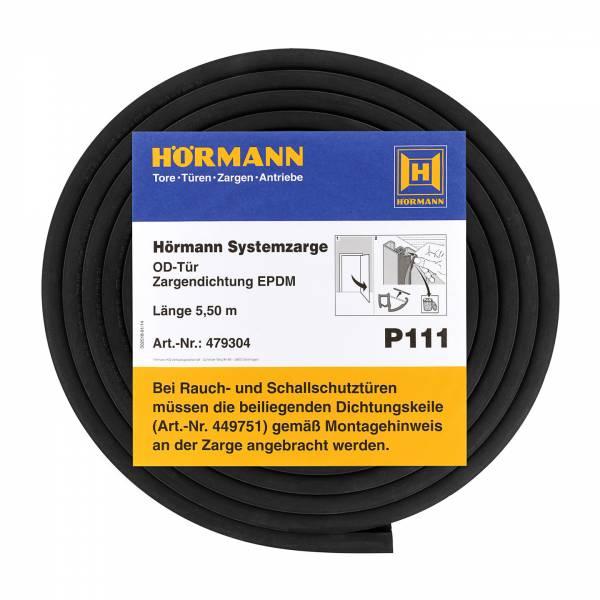 Hörmann Zargendichtung mit Dichtungskeilen P111, 5500 mm, Anleitung