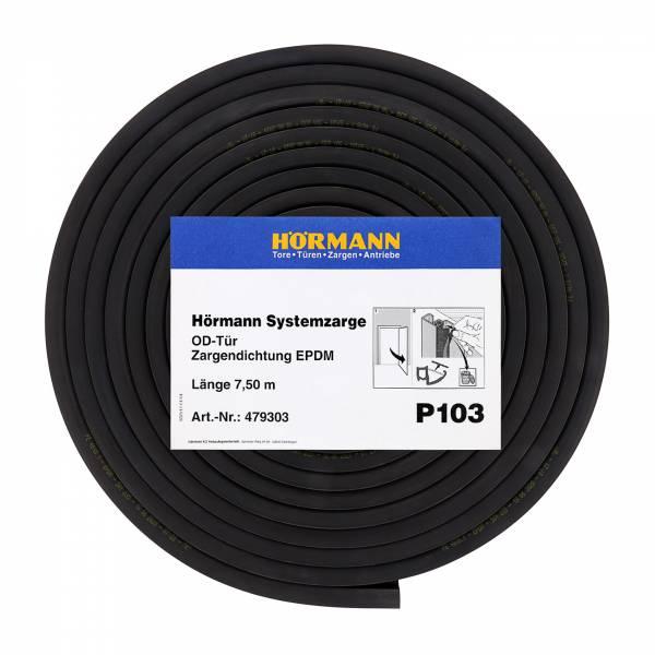 Hörmann Zargendichtung P103, 7500 mm, Beschreibung