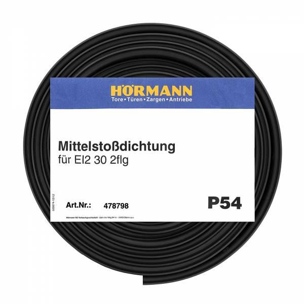 Hörmann Dichtung Mittelstoß P54, 3500 mm, Perspektive