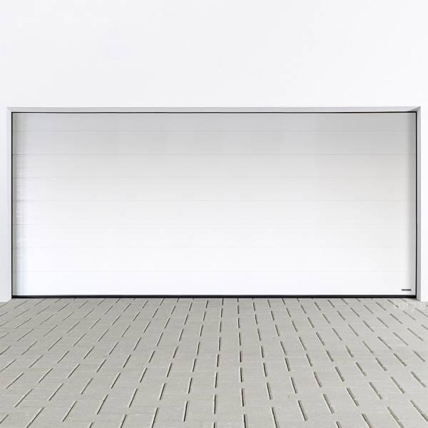Hörmann Sektionaltor 5000 x 2250 mm inkl. Garagentorantrieb