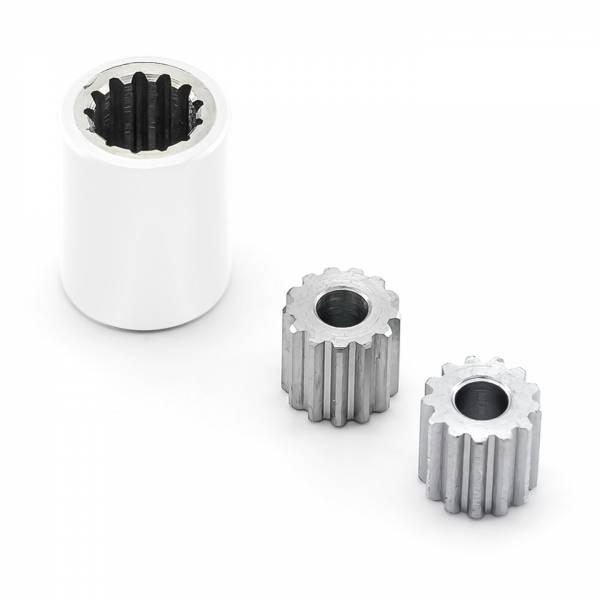 Hörmann Wellenverlängerung 30 mm PortaMatic, weiß