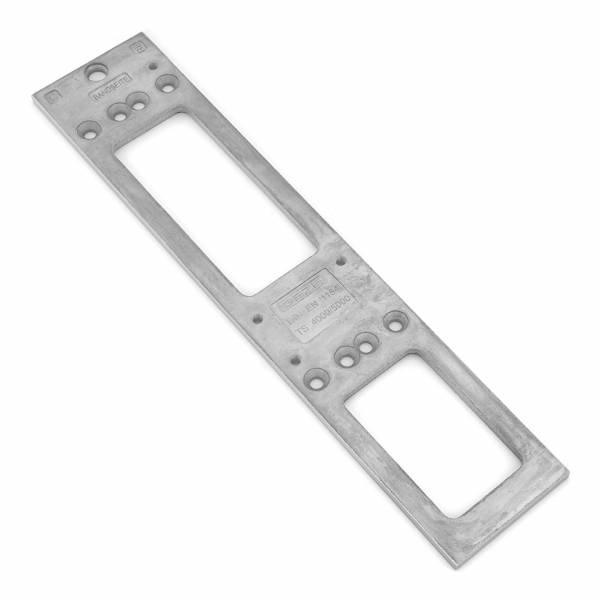 Montageplatte TS4000/5000 mit Zubehörbeutel