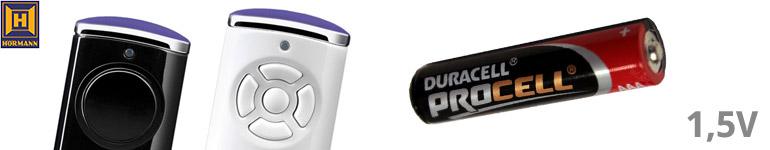 Hörmann 1,5 Volt Batterien